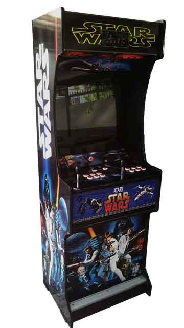 Arcade Star Wars