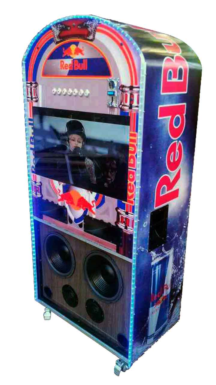 Wurlitzer Red Bull