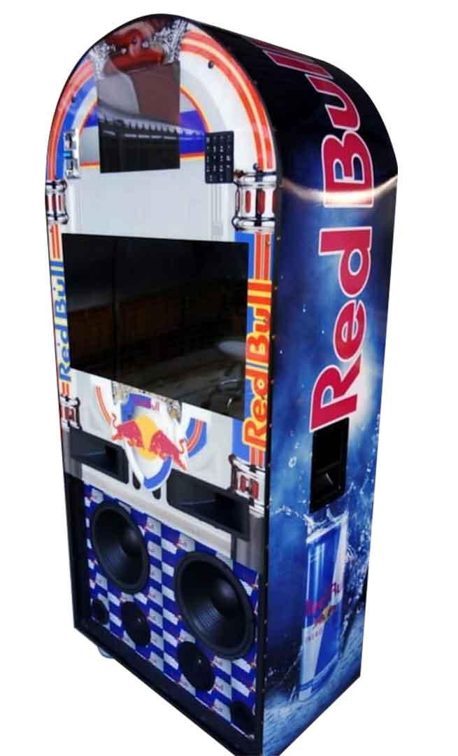 Wurlitzer Red Bull 2.0