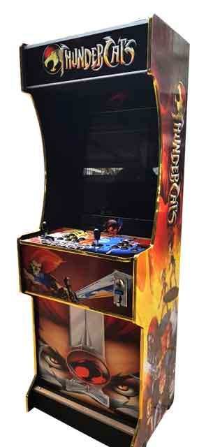 Arcade Thundercats