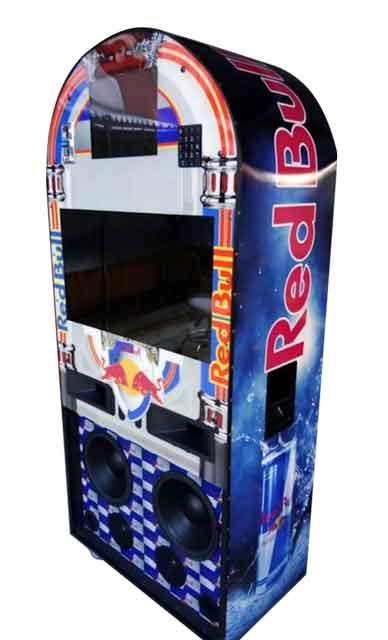 Wurlitzer Red Bull 2.0