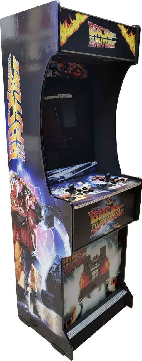 Arcade Back To The Future