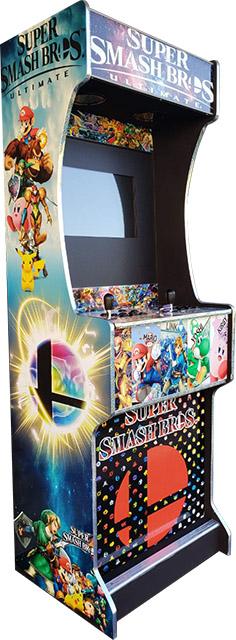 Arcade Smash Bros