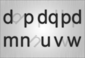 beeld van dyslecten