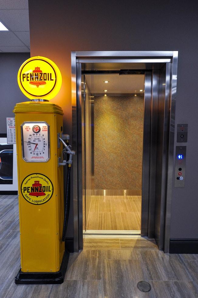 Image de l'ascenseur Atlas SYNERGY LU/LA