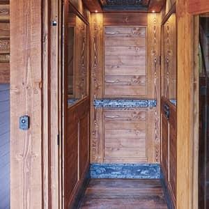 Victorian COP Doorway