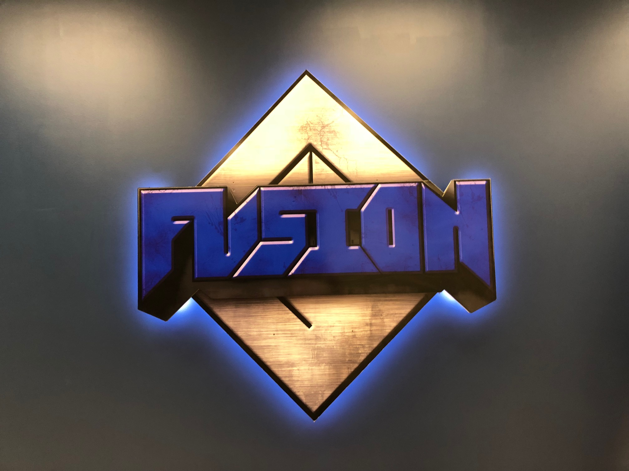 LED Wall Sign