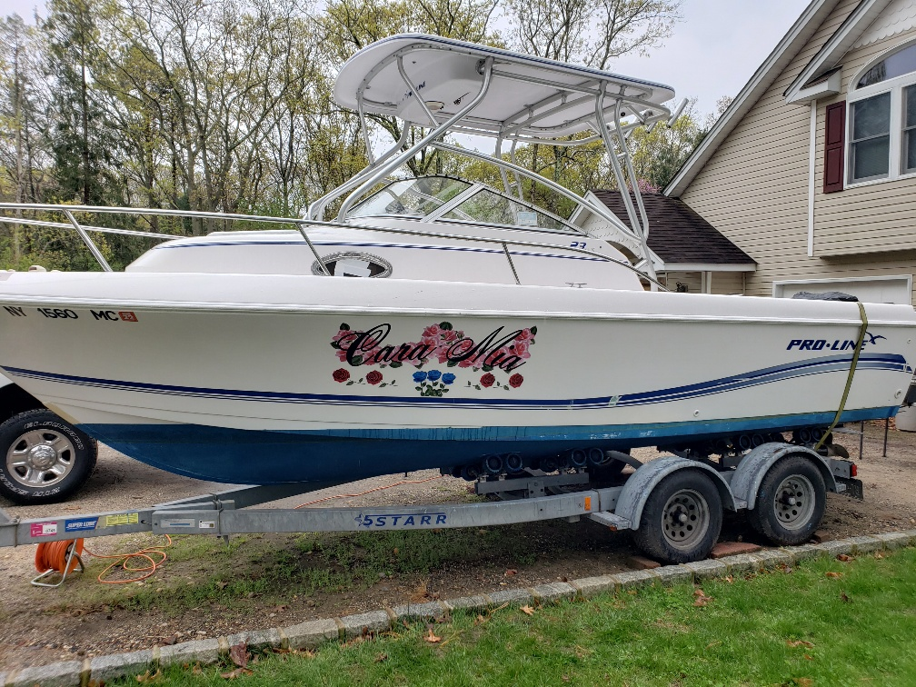 Boat Decal