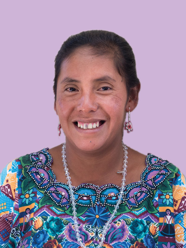 """""""I wanted to be a mother leader because I wanted to learn something new. I don't know how to read or write, so this way I will learn. This way I can be somebody in life."""""""