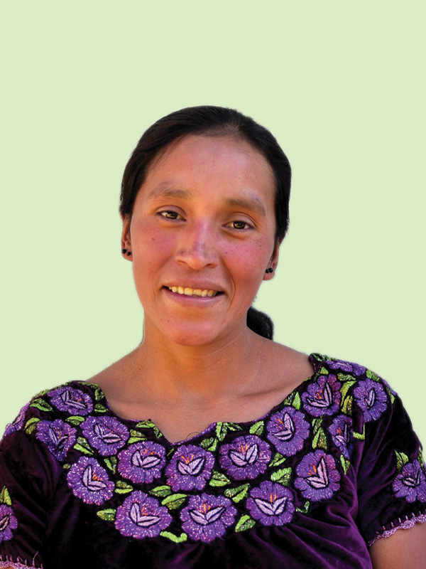 """""""Mil Milagros has helped me learn how to take better care of my daughter."""""""