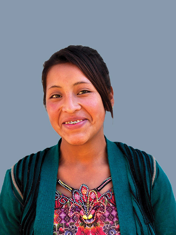 """""""I like Mil Milagros because I am learning things that I have never been able to learn, like how to take care of children."""""""