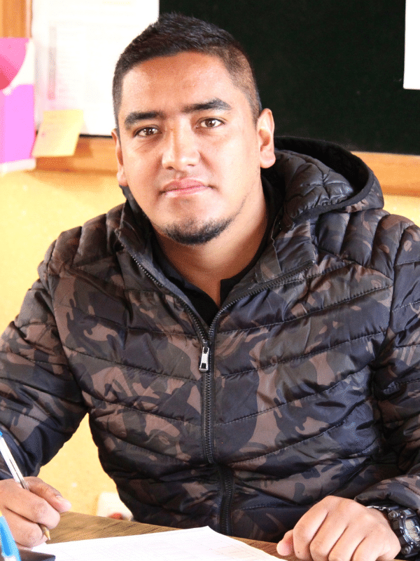 """""""Our job [as teachers] is becoming more challenging because so many parents have immigrated to the US. Each family has their own situation. But we can support their children."""" Read Marvin's story."""