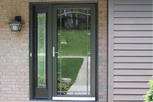 Sears Garage Door - Storm Door