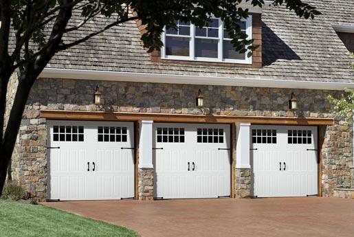 Sears Garage Door - Madeira Versaille