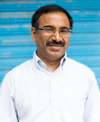 Krishnan Neelkantan, Partner - Ankur Capital