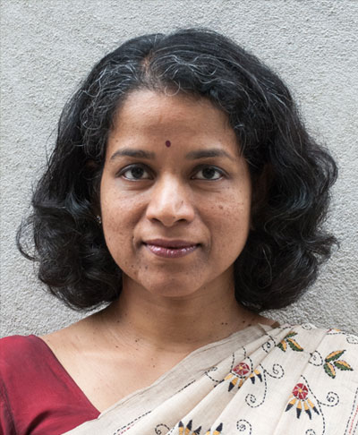 Kamakshi Rao, Sr. Director - Ankur Capital