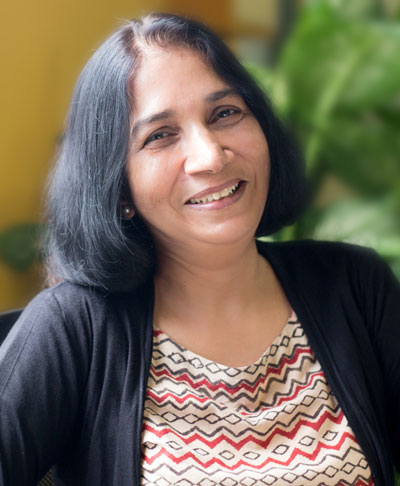 Rema Subramanian, Partner - Ankur Capital