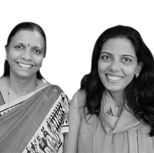 Geetha Manjunath and Nidhi Mathur, Niramai