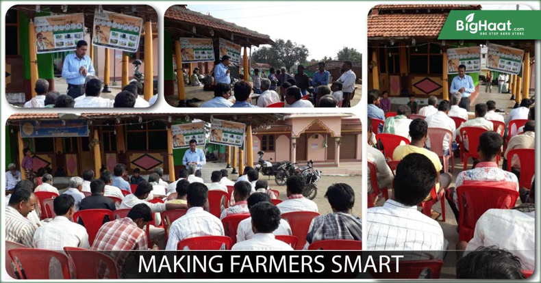 Bighaat, Farmers Smart, Agritech, Vernacular, Ecommerce, India