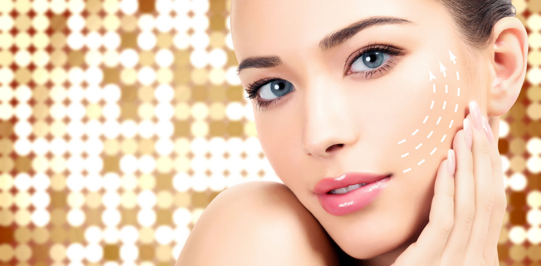 Injectables botox juvaderm restylane