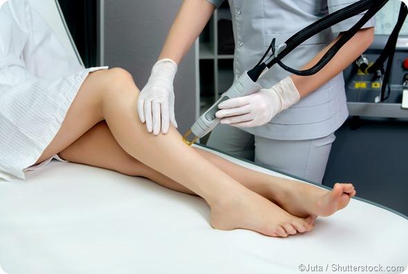 Laser Hair Removal - Leg