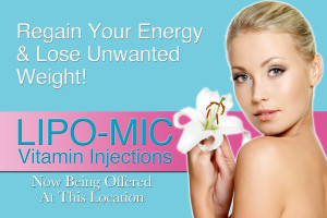 IV Lipo-Mic Injections