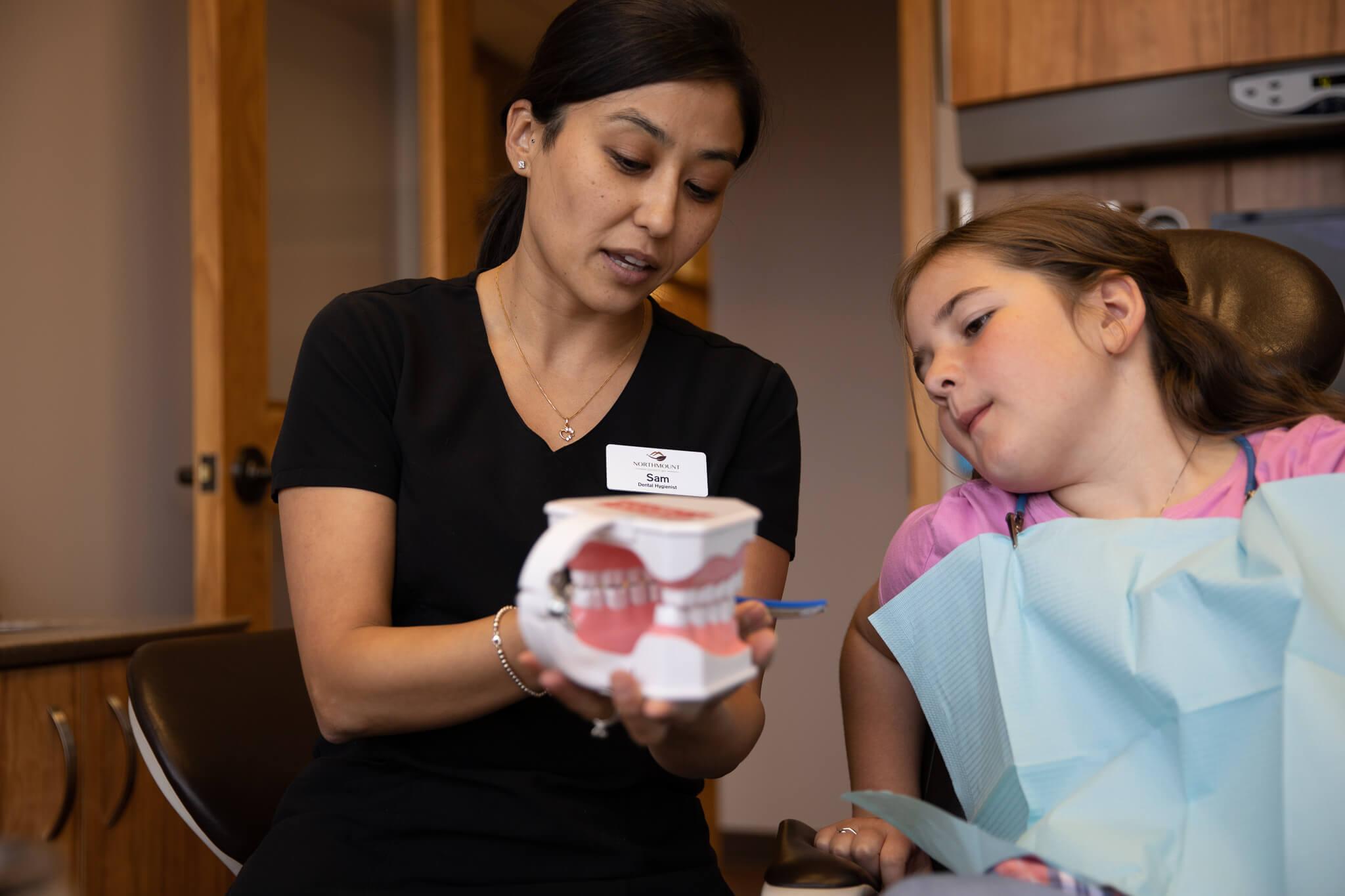 calgary dental care for children
