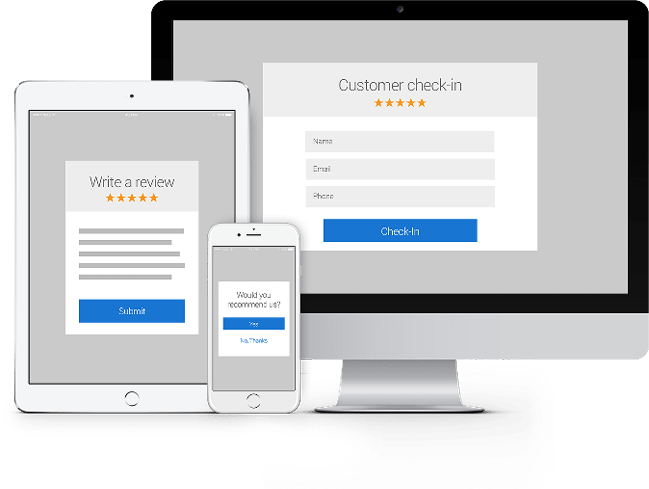 BirdEye Customer Interface