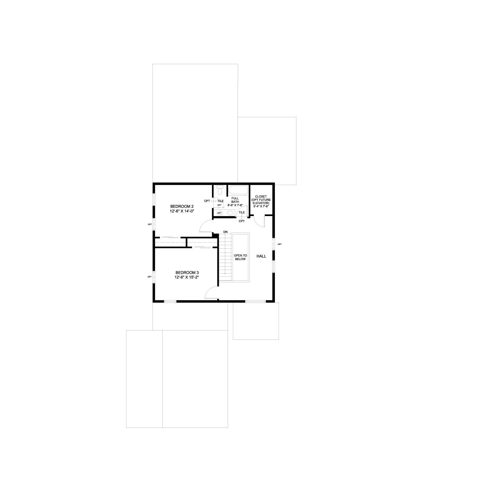 Home 1 Plan-A_Base_Second-Floor