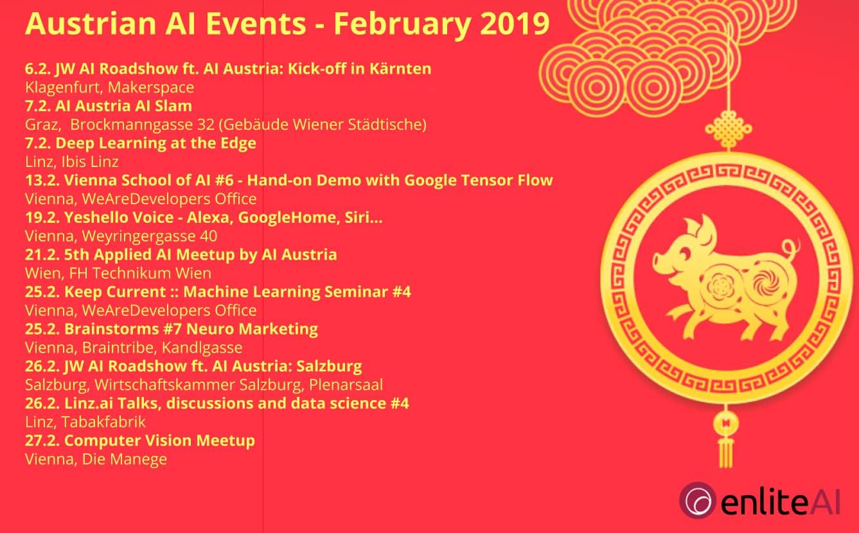 AI Events - February 2019