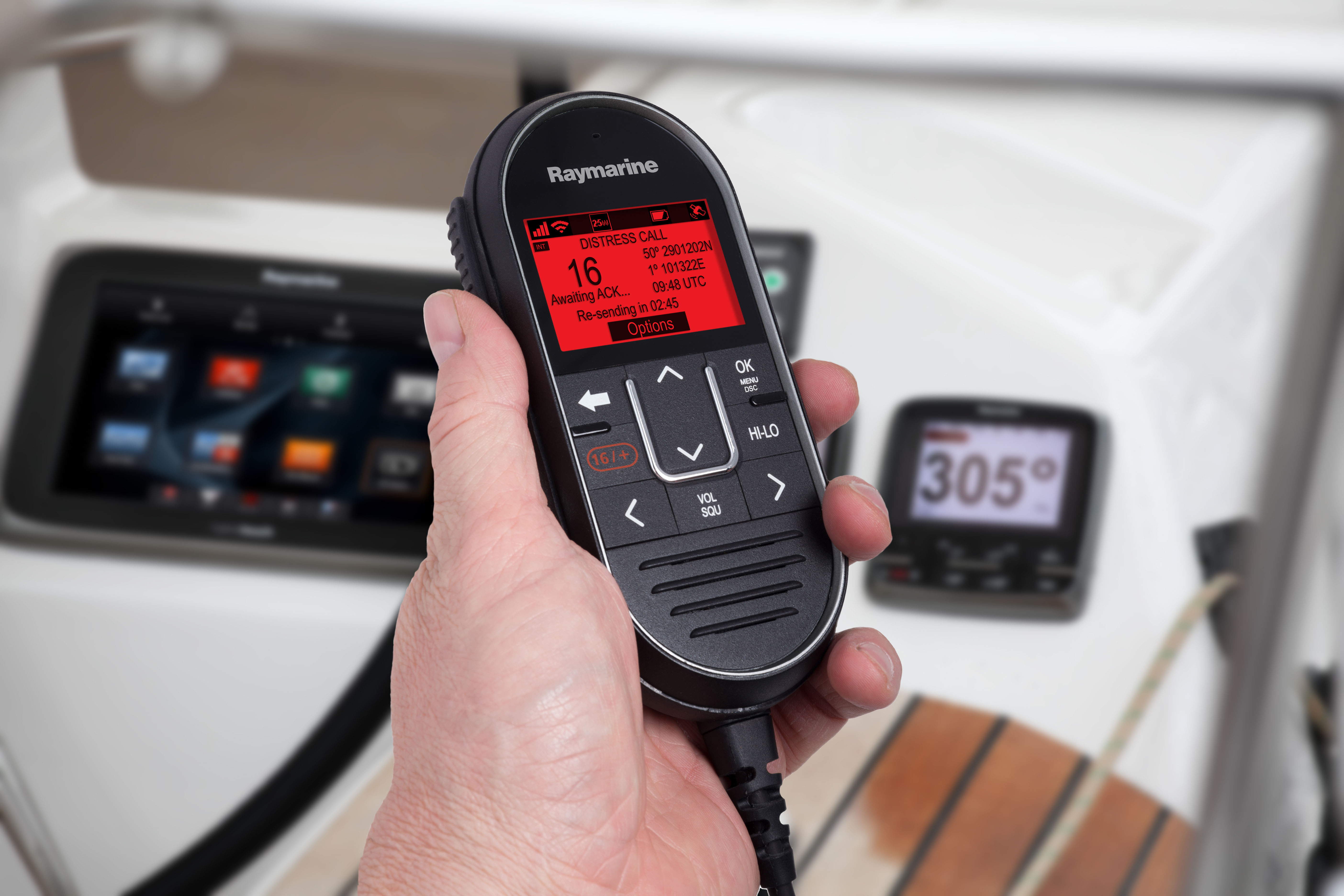 Website Cwd Raymarine Microphone Wiring Diagram Vhf Is A Full Featured Radio Designed To Withstand Lifetime Of Use In Any Weather