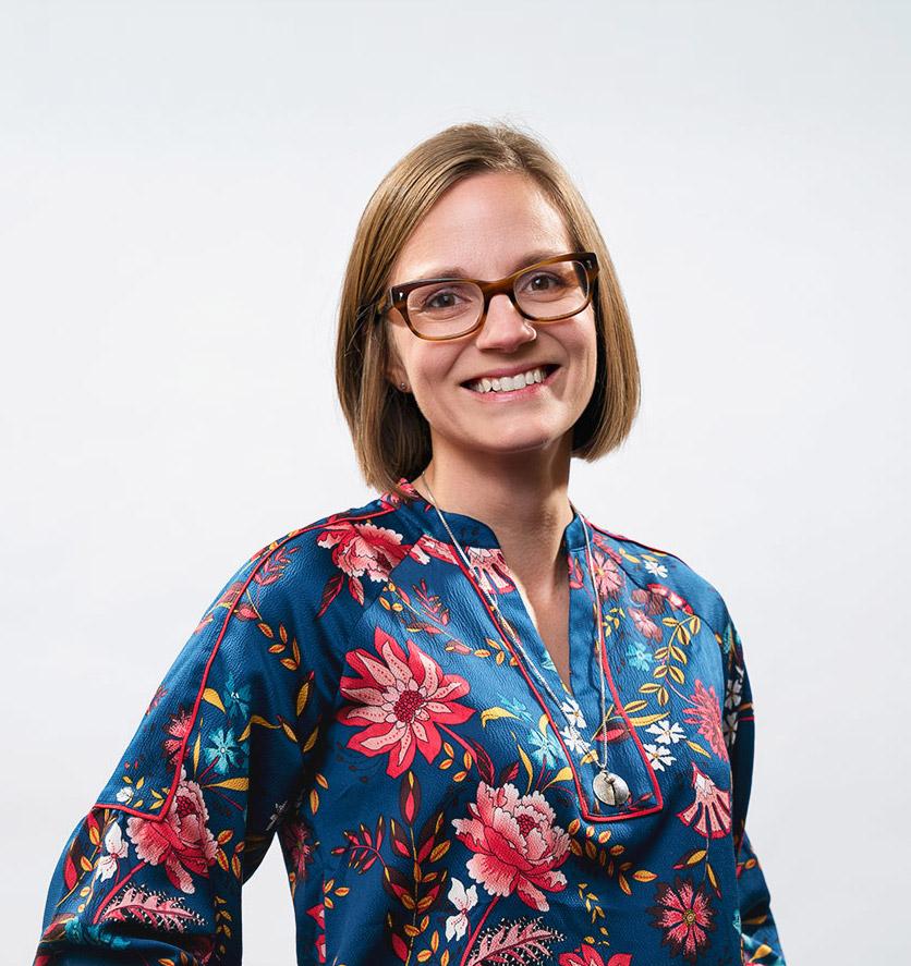 Fostering Hope CEO Karen Carter