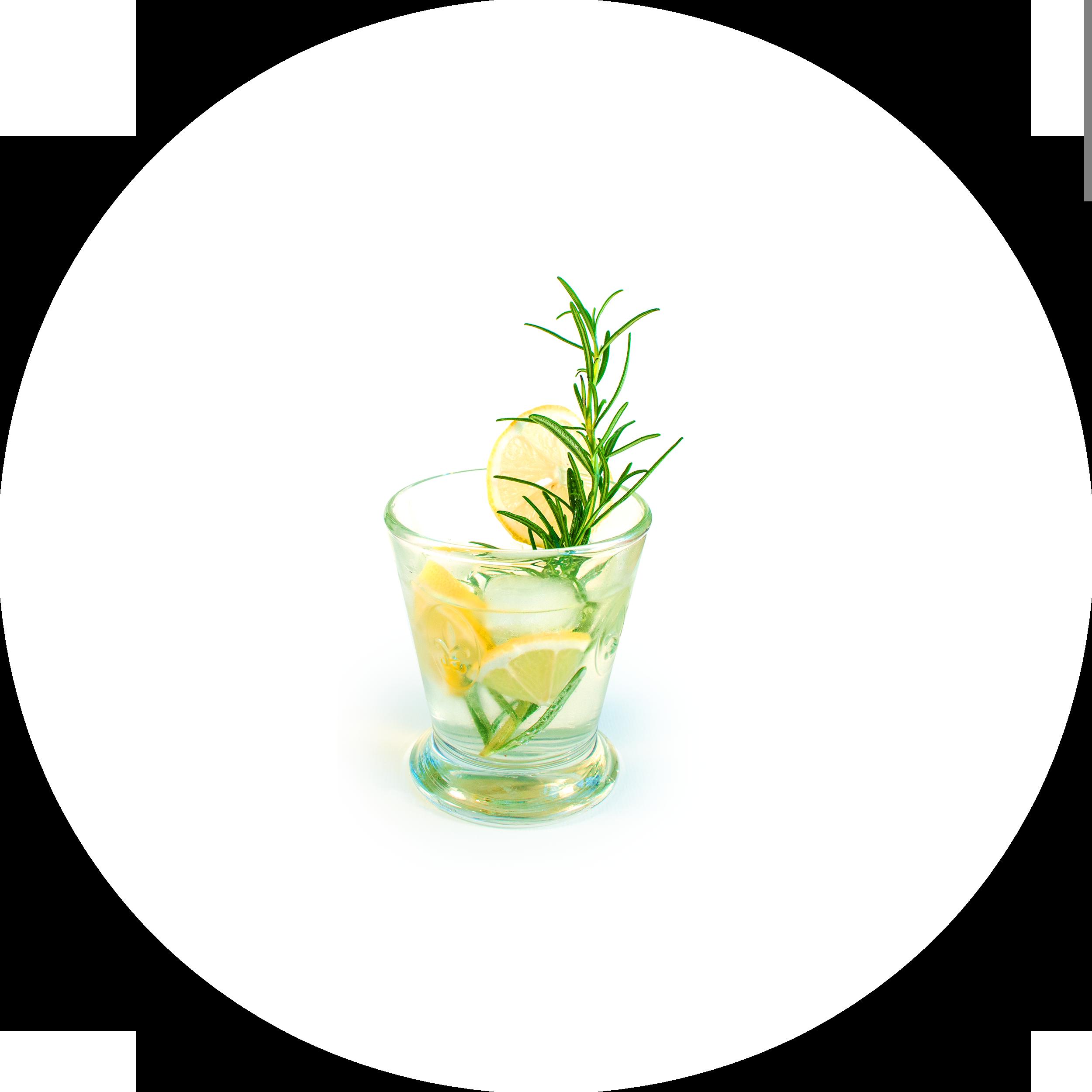 Krachender Gin, Rezepte mit MUNDART Sirup