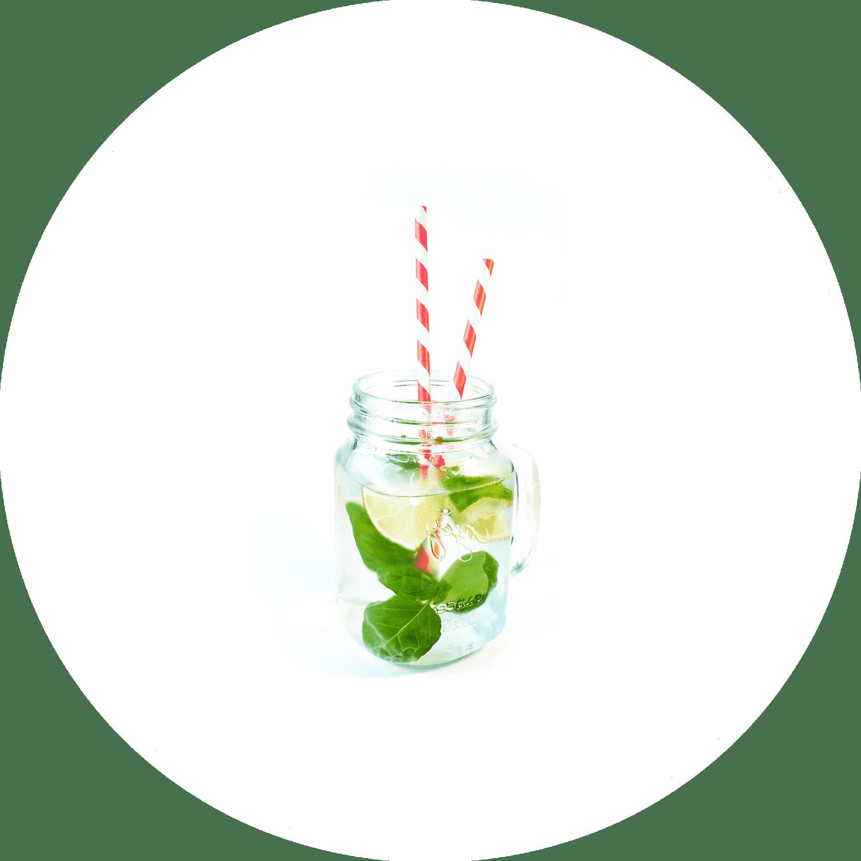 Zischende Limo