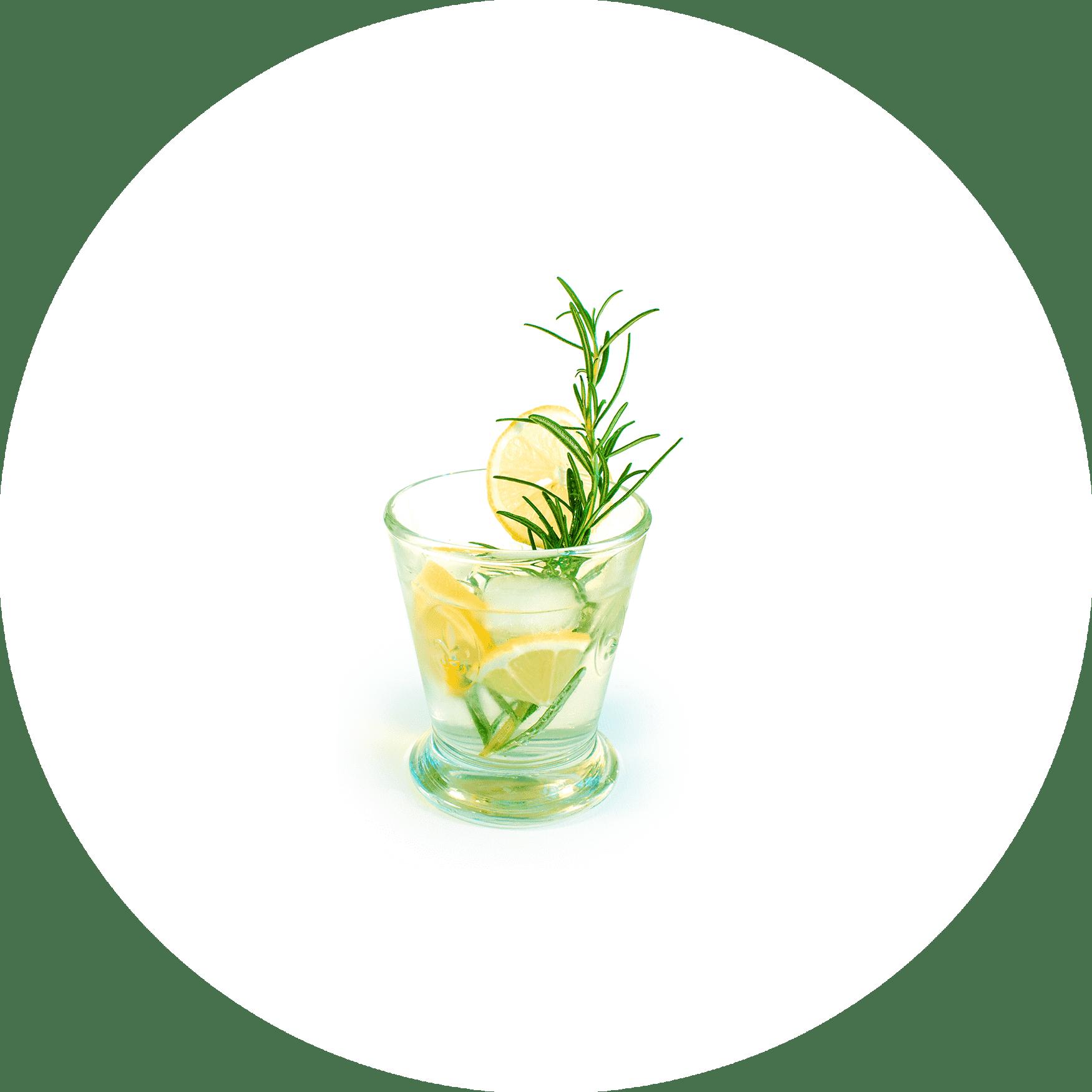 Krachender Gin