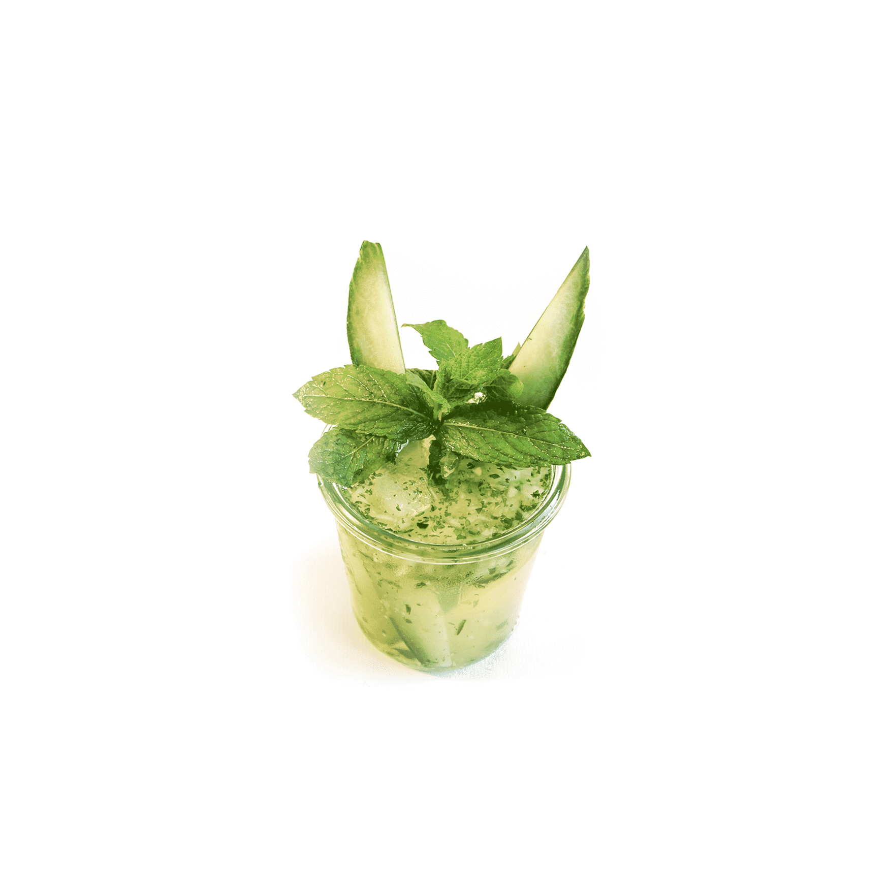 Mundart Sirup - Rezeptbild für Scharfe Limo