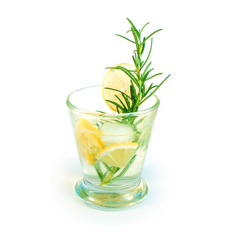 Rezept für einen krachenden Gin-Cocktail mit MUNDART Sirup