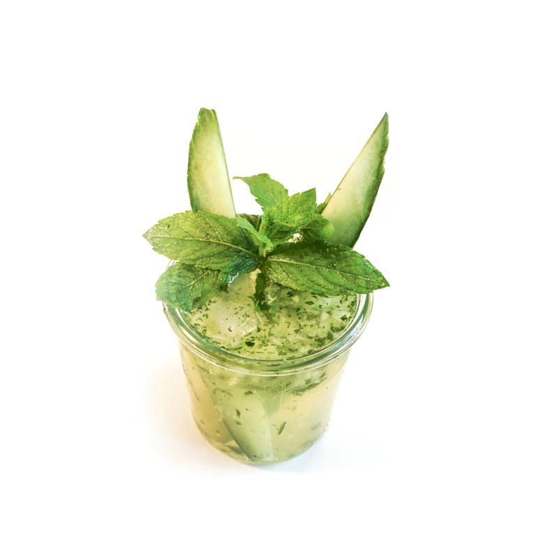Rezept für selbst gemachte Limo mit MUNDART Sirup