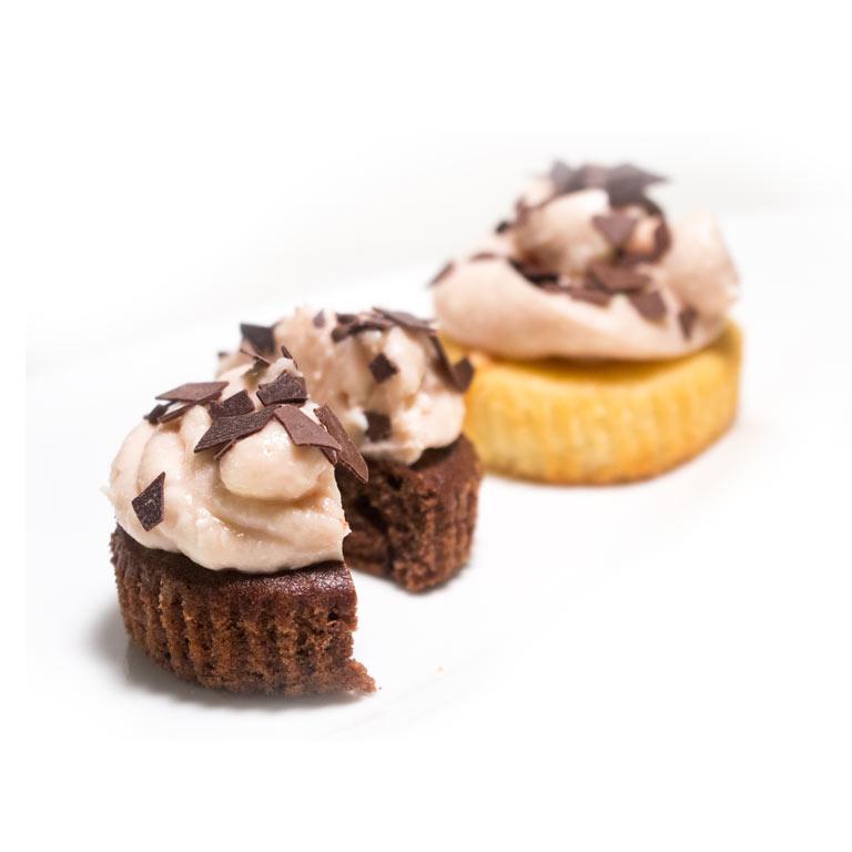 Rezept für leckere Muffins mit MUNDART Sirup Frosting