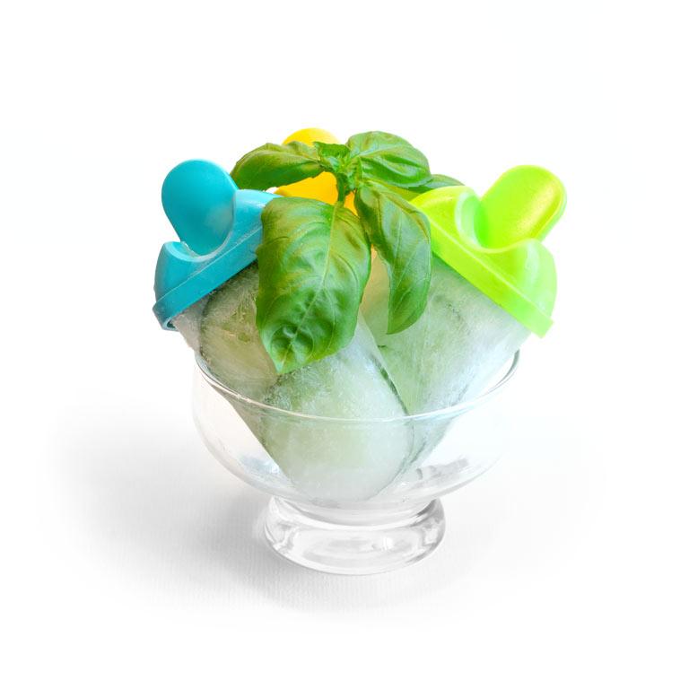 Rezept für selbst gemachtes Wassereis mit MUNDART Sirup