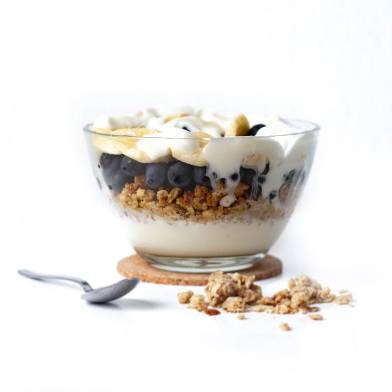 Rezept für einen leckeren Joghurt mit MUNDART Sirup