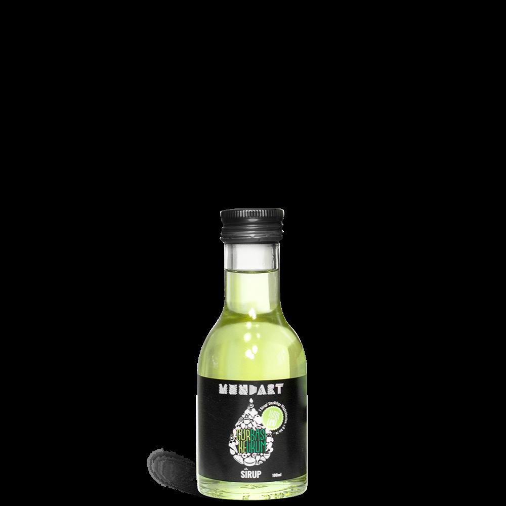 Gurke-Basilikum-Sirup (100 ml)