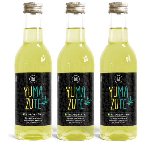 Yuzu-Mate-Sirup (3x 250ml)