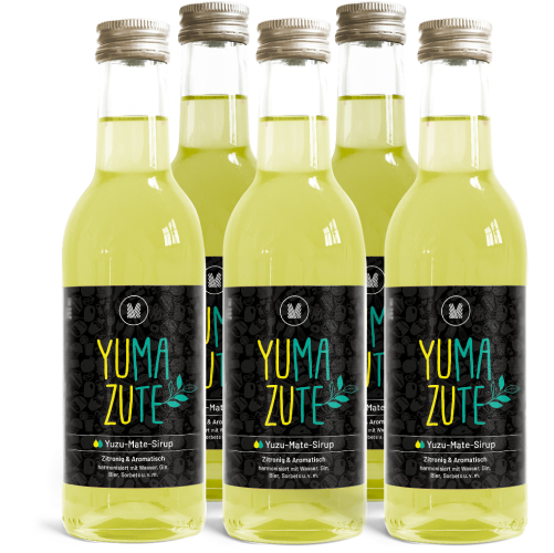 Yuzu-Mate-Sirup (5x 250 ml)