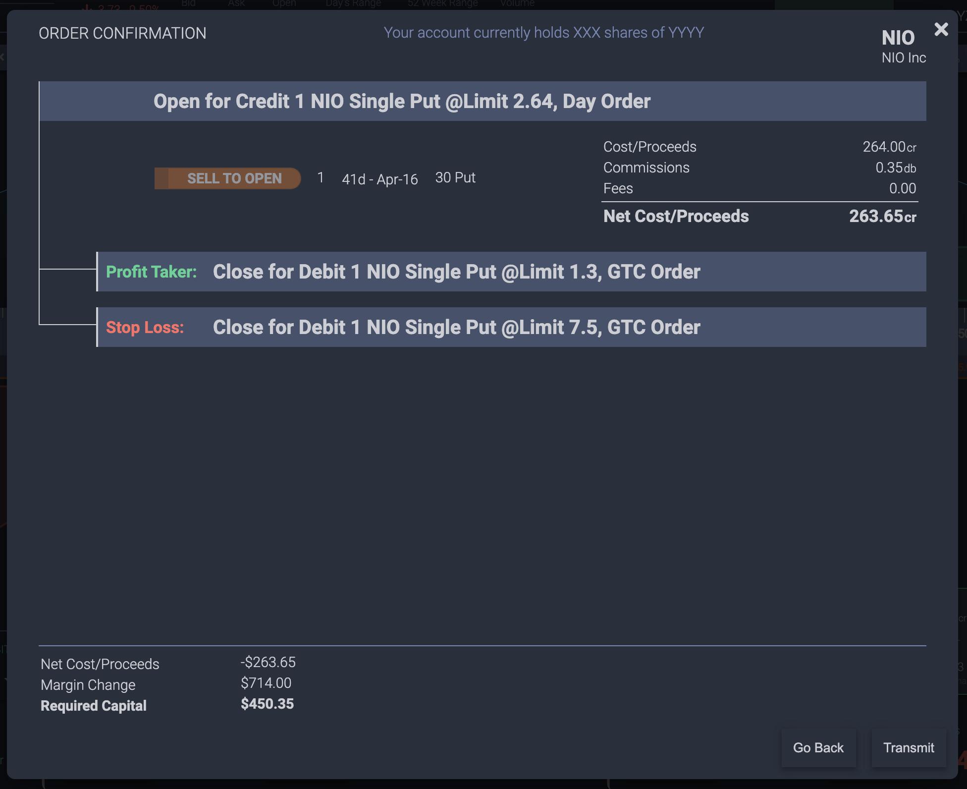 eDeltaPro Complex order management