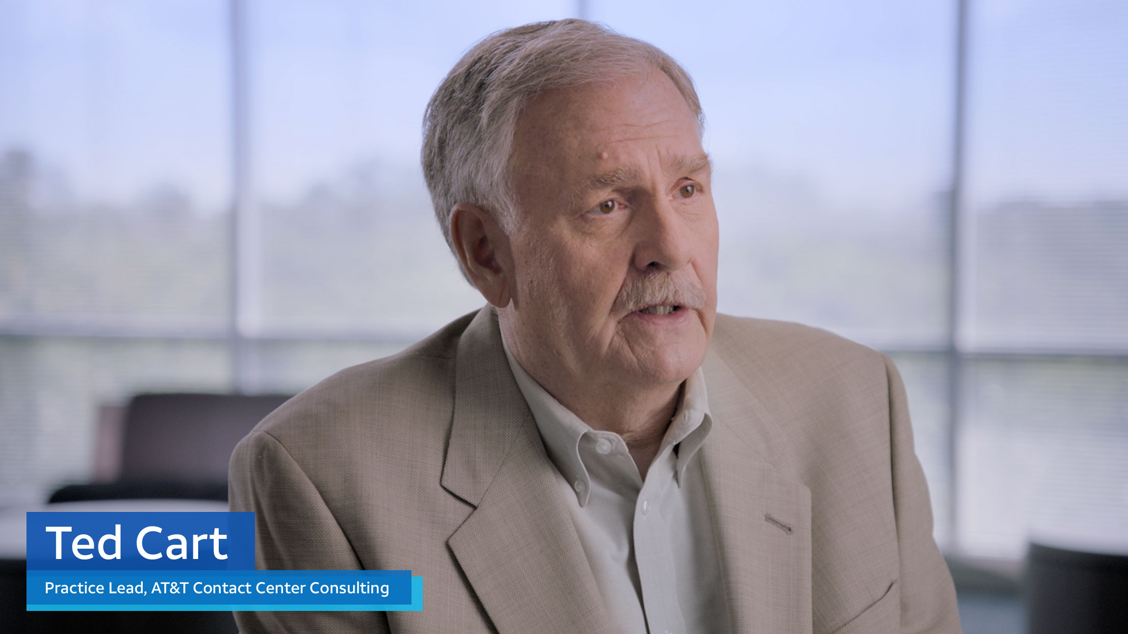 AT&T Contact Center Solutions Explainer Video