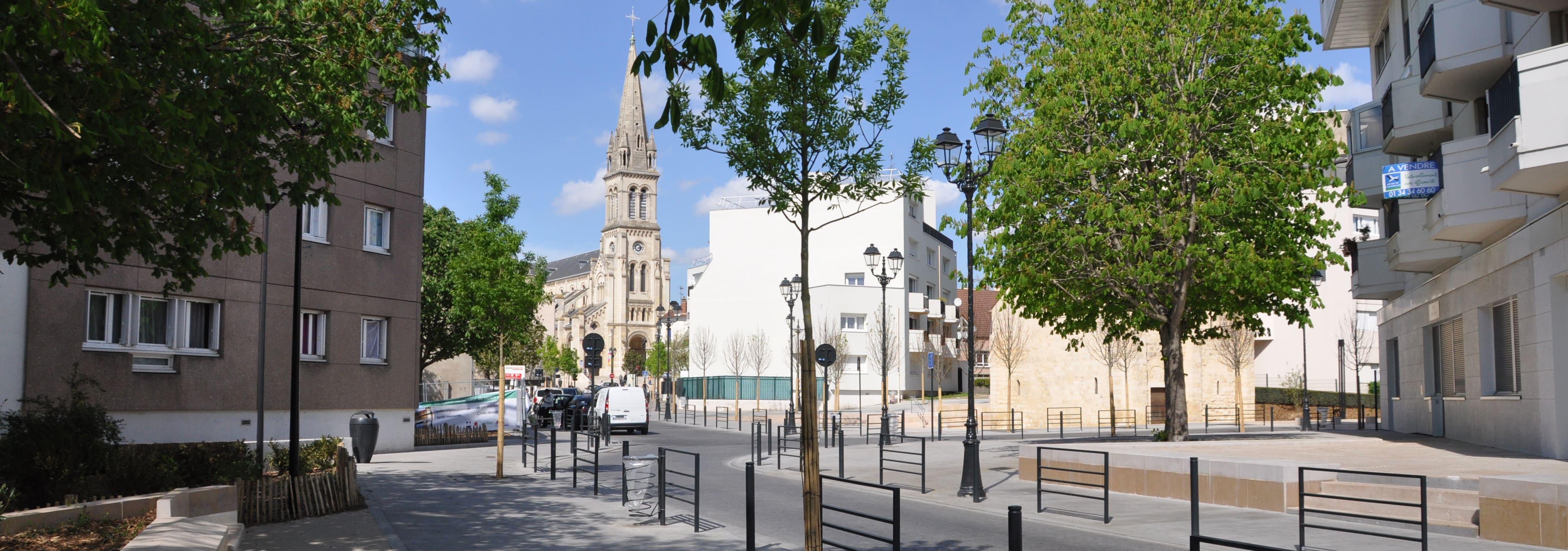 Achat d'appartement à Argenteuil
