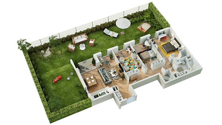 L'immobilier à Argenteuil 01