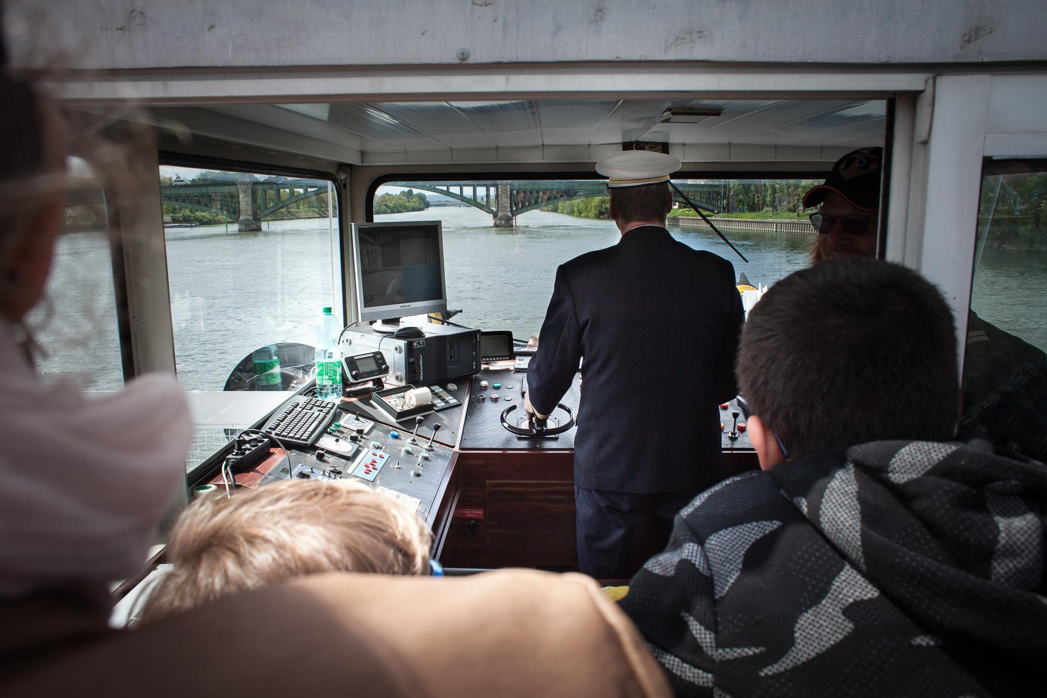 Balade en bateau a argenteuil