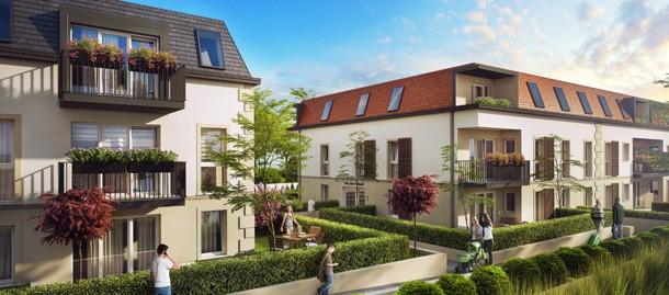 programme immobilier villa saint ferdinand
